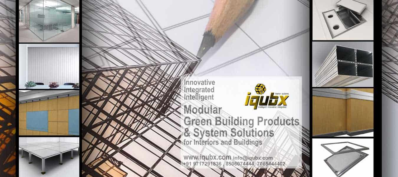 Iqubx innovative green building product modular systems for Innovative building products