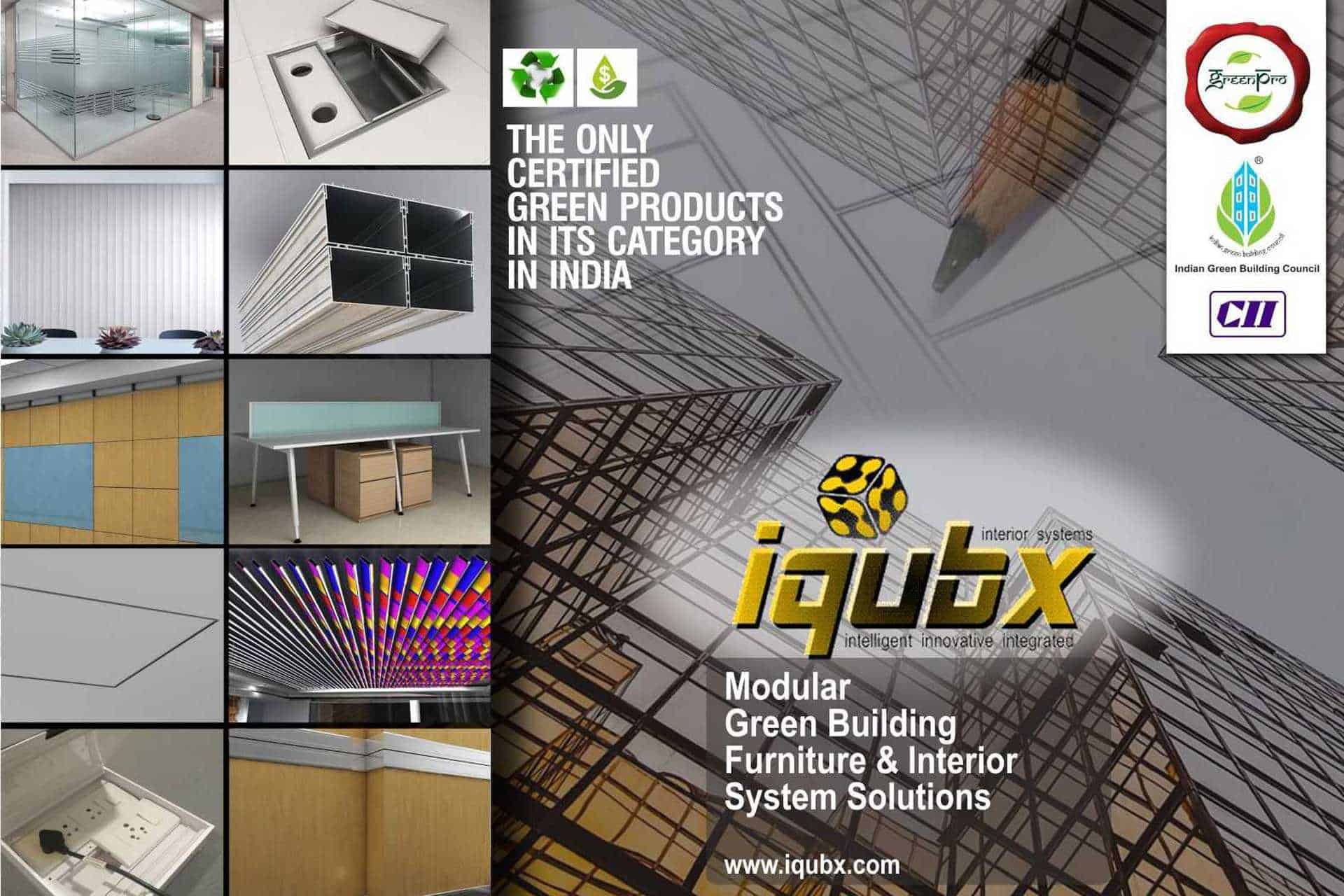 Iqubx Innovative Green Building Product Modular Systems Interiors Home Wiring Materials Products