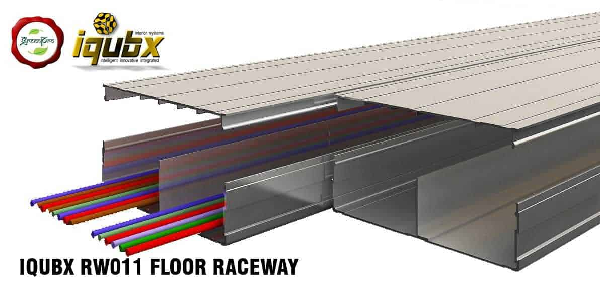 Floor cable Raceway: IQUBX aluminium floor electrical wire ... on